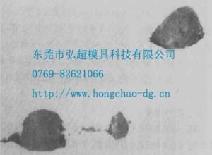 H13钢中的脆性夹杂图